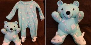 imaginationacresllc onesie bear