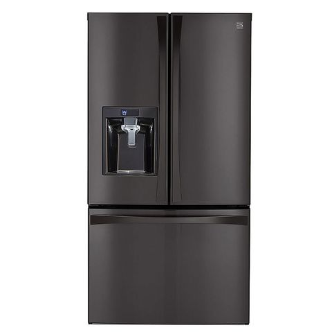 Kenmore Elite 298 Cu Ft French Door Bottom Freezer Refrigerator