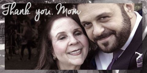 My life is a love letter to you mom adam richman mothers day letter image spiritdancerdesigns Image collections