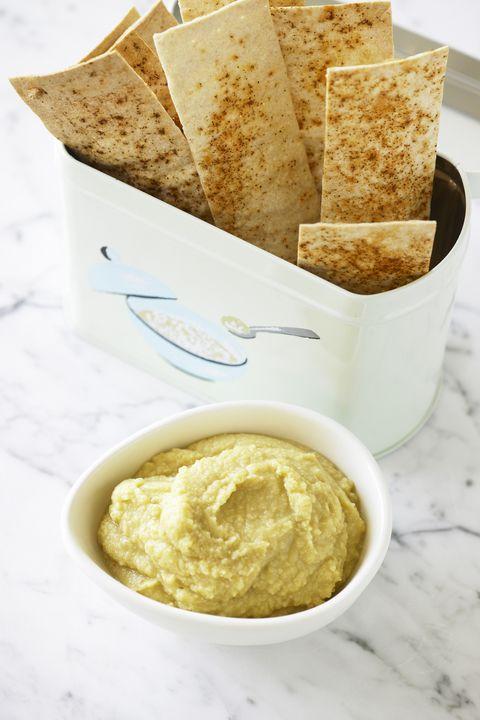 mediterranean diet snacks