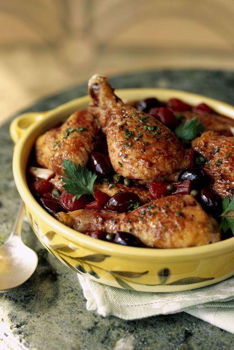 mediterranean diet, dinner