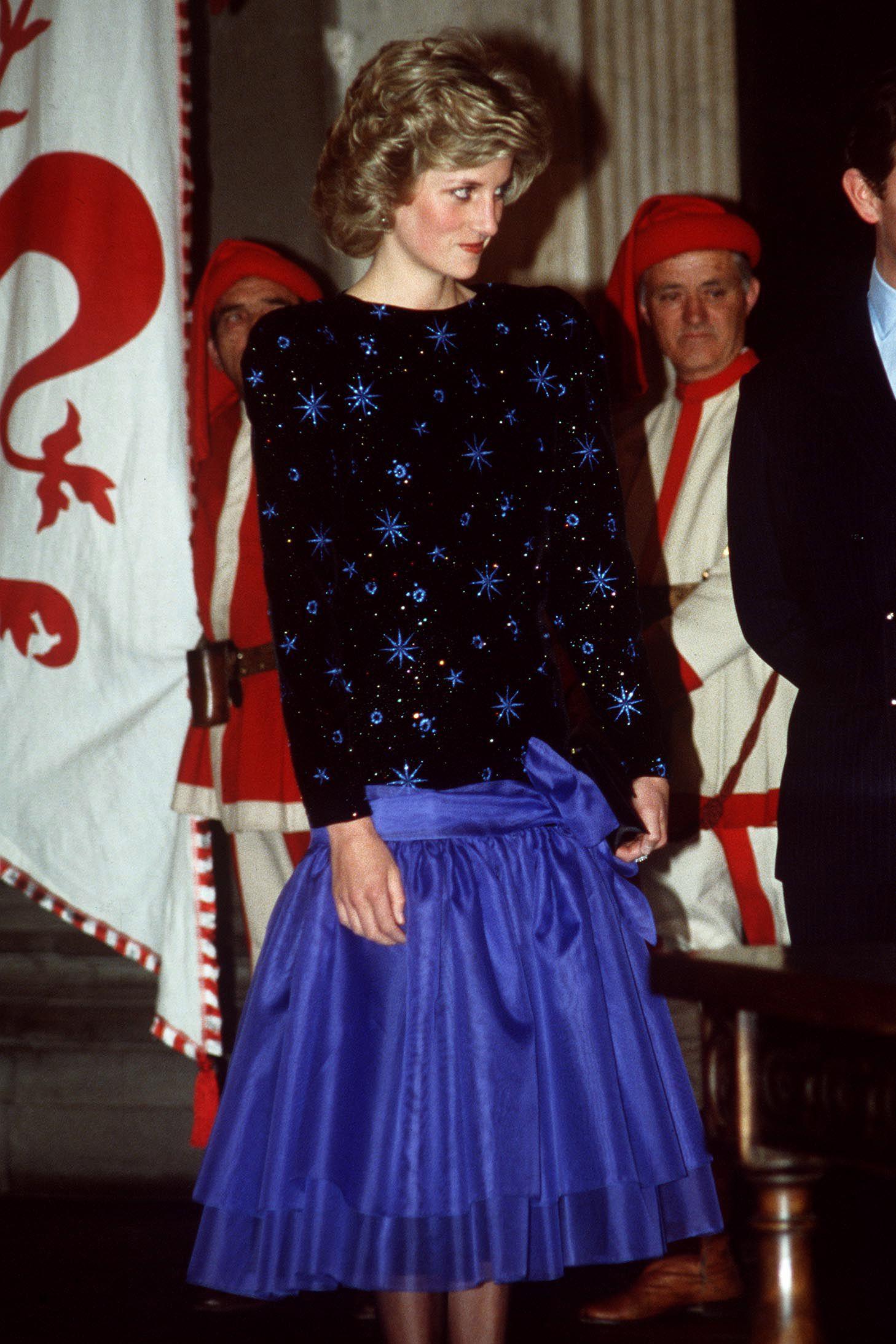 64c9a101ff50 Princess Diana s 40 Best Dresses - Royal Family Fashion