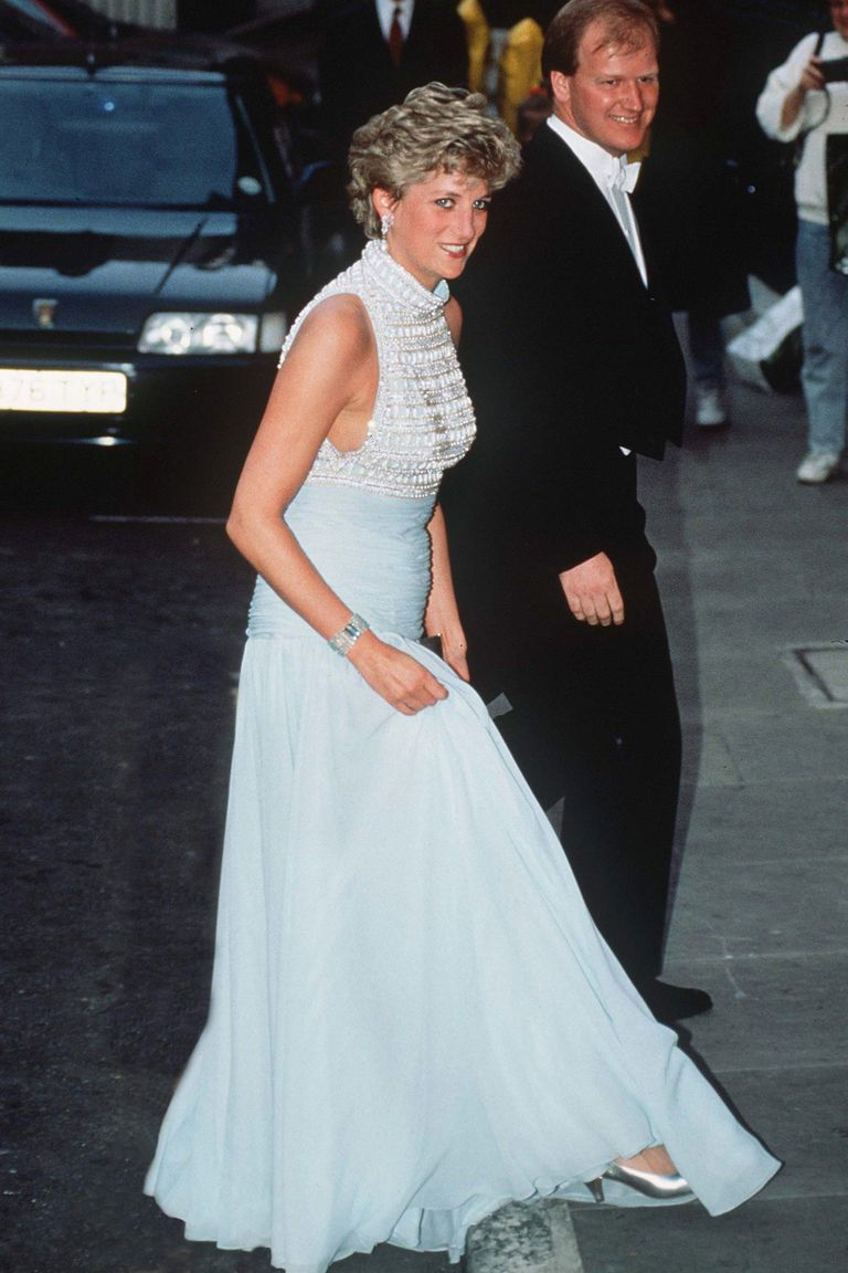 Princess Diana 39 S 40 Best Dresses Royal Family Fashion