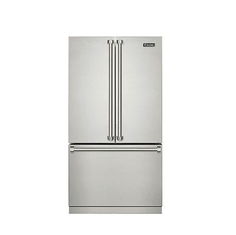 Viking 36 French Door Bottom Freezer Rurf336ss5 Review Price And