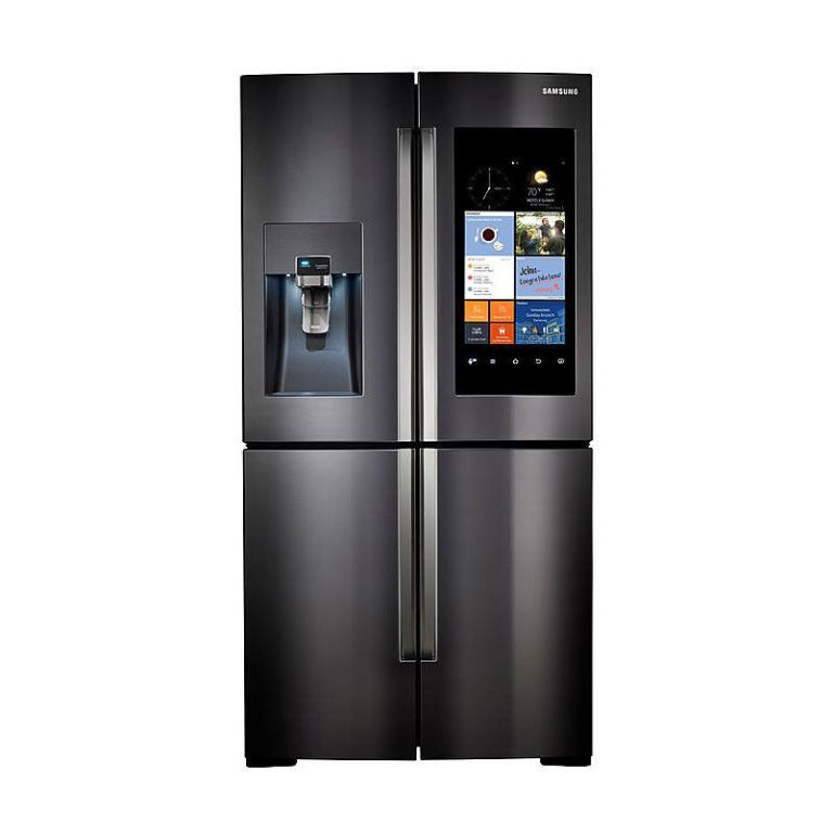 Exceptionnel Samsung 22 Cu. Ft. Counter Depth 4 Door Flex Refrigerator With Family