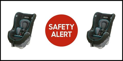 Safety St Onside Air Convertible Car Seat Recall