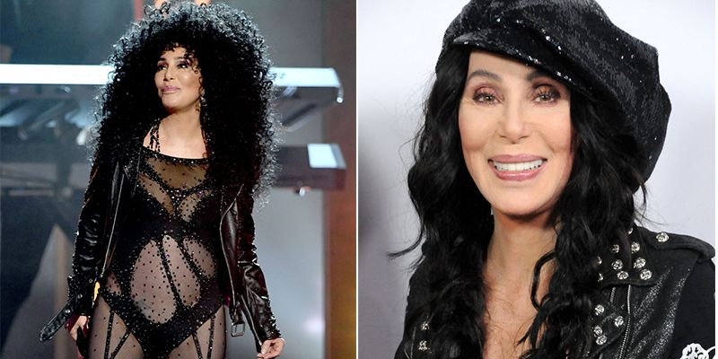 What Cher Eats In A Day What Cher Does To Stay In Shape