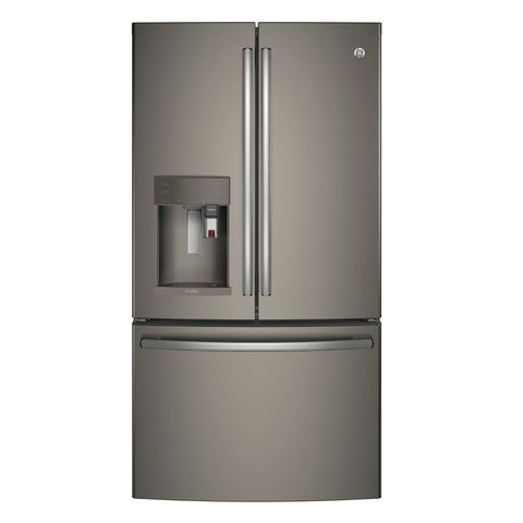 Ge Profile Series Energy Star 278 Cu Ft French Door Refrigerator