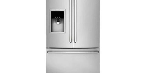 Amana 36-Inch Wide French Door Bottom-Freezer Refrigerator