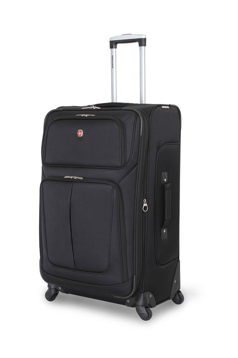 Suitcase, Hand luggage, Baggage, Bag, Rolling, Luggage and bags, Wheel, Travel,