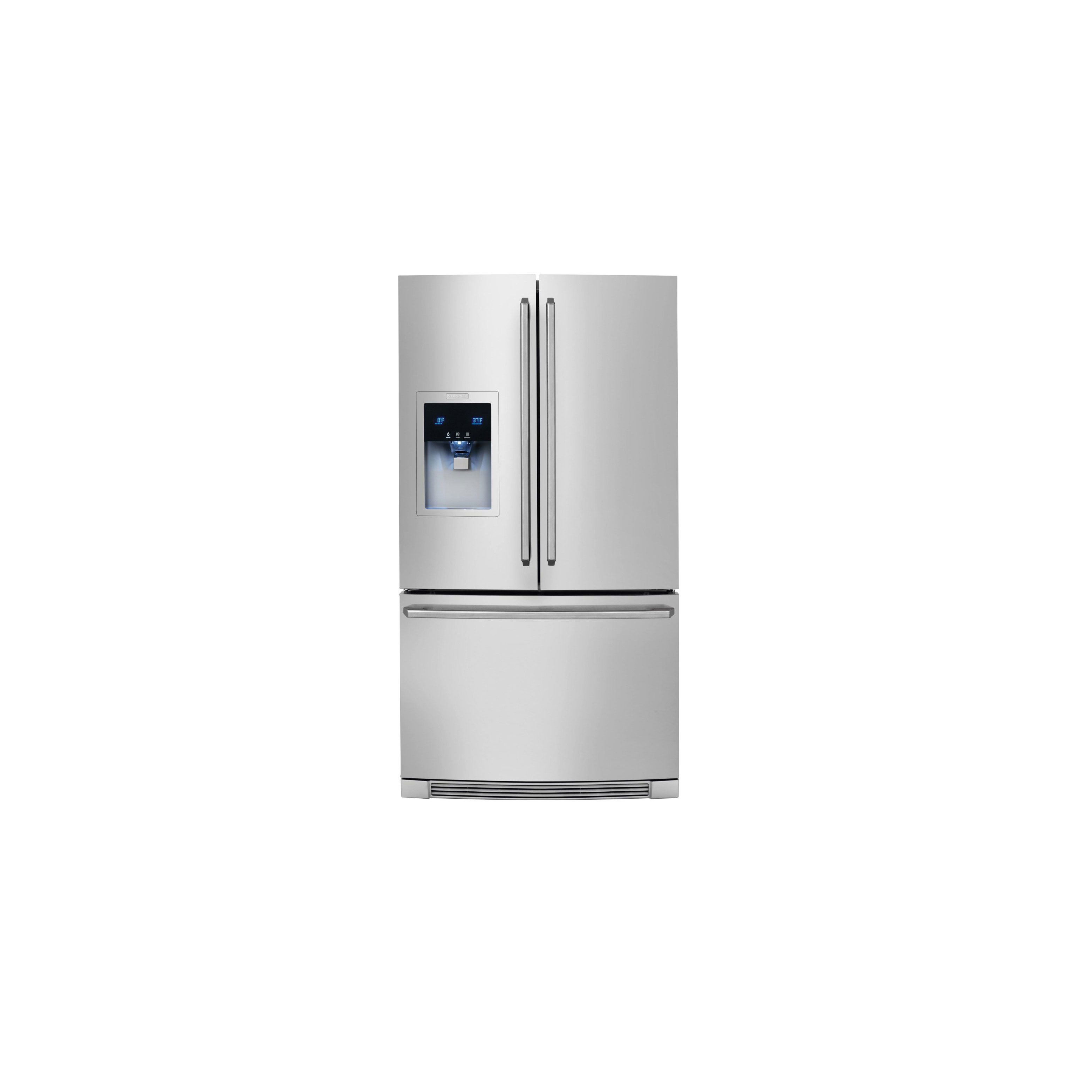 Electrolux Counter-Depth French Door Refrigerator with Wave-Touch ...