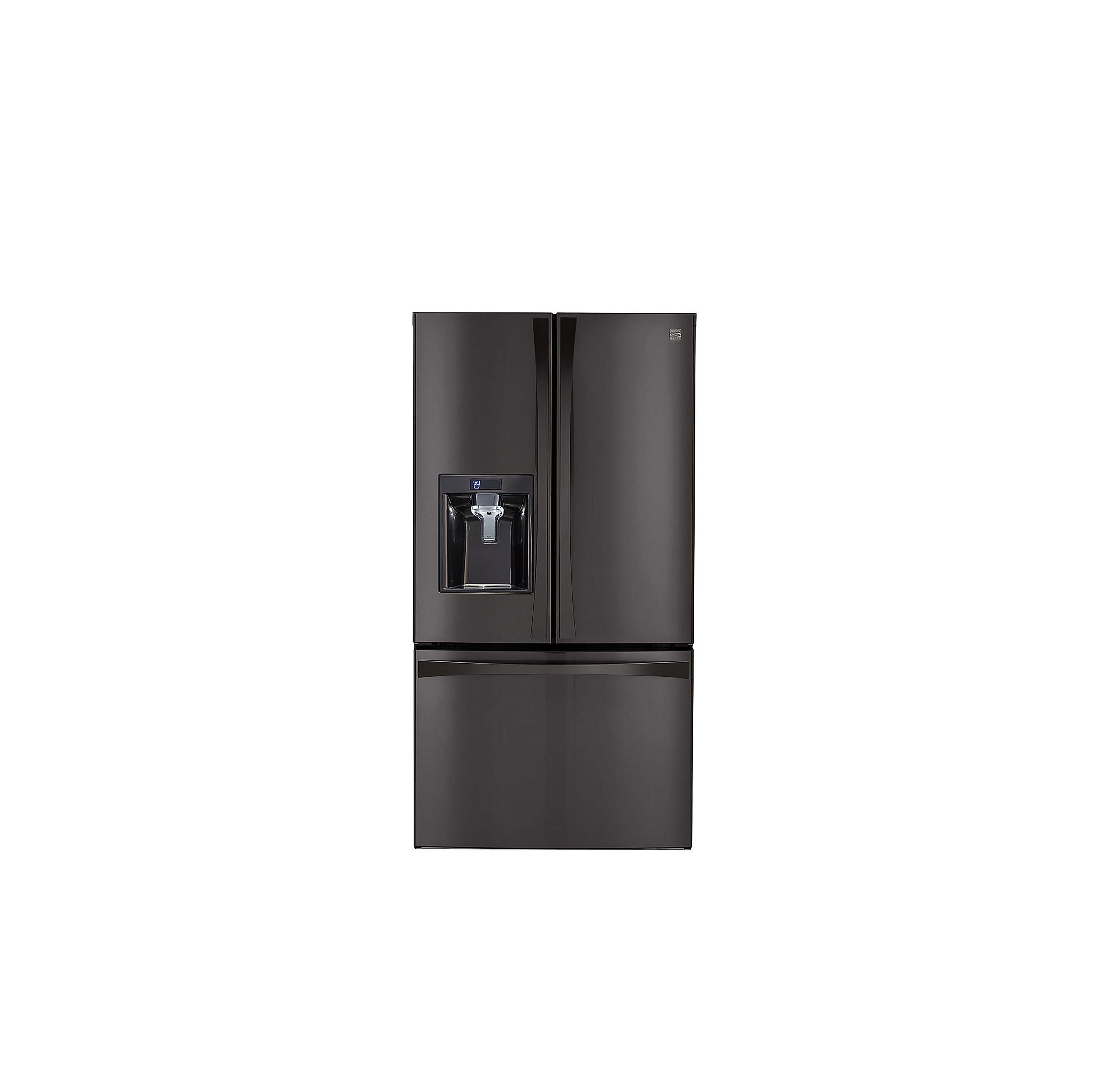 Kenmore Elite 298 Cu Ft French Door Bottom Freezer Refrigerator