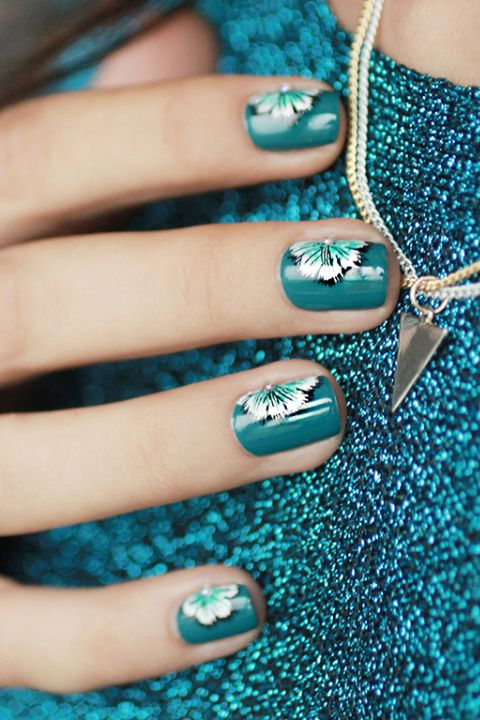 30 Summer Nail Designs for 2017 - Best Nail Polish Art Ideas for Summer