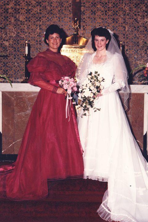 45 Retro Wedding Moments Wedding Looks Throughout History