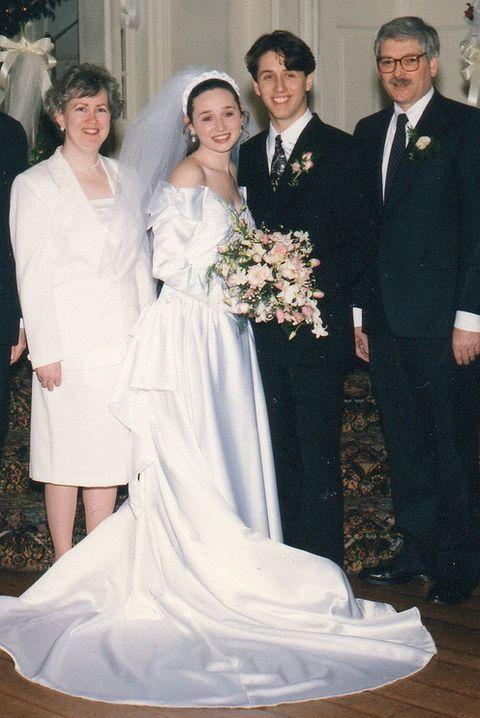 Retro Wedding Dresses.45 Retro Wedding Moments Wedding Looks Throughout History