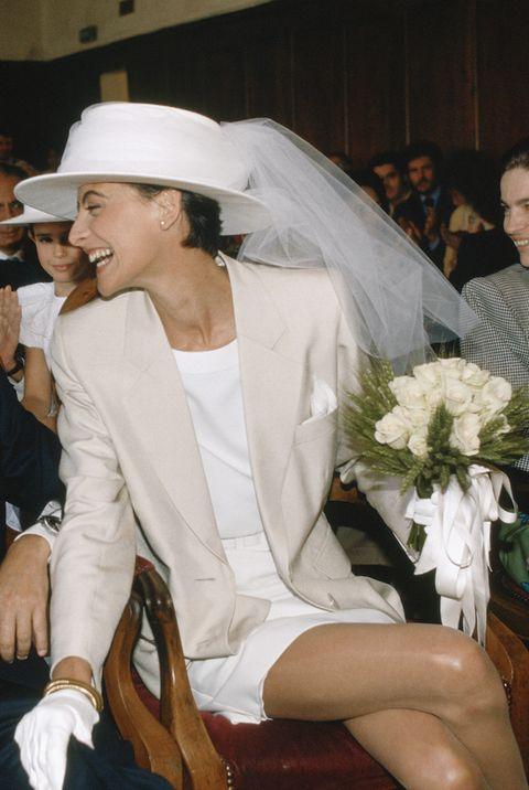 Event, Marriage, Fashion, Ceremony, Wedding, Fun, Wedding dress, Wedding reception, Tradition, Formal wear,