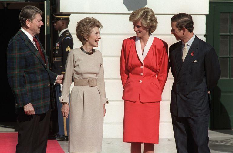 Nancy Reagan Today