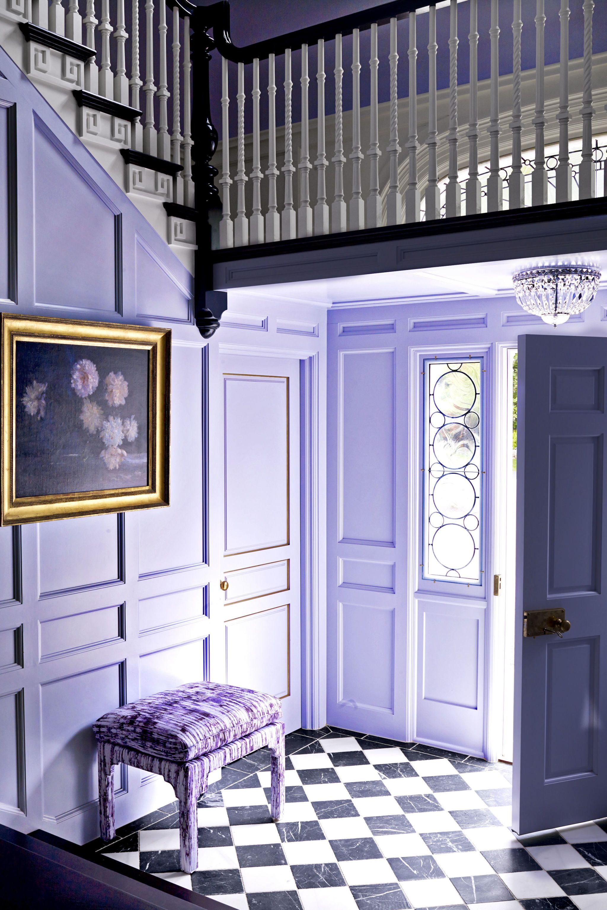 benjamin moore lavender mist & 12 Best Paint Colors - Interior Designersu0027 Favorite Wall Paint Colors