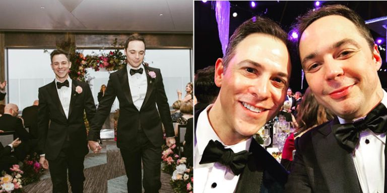 Jim Parsons And Todd Spiewak Relationship Timeline Quot Big