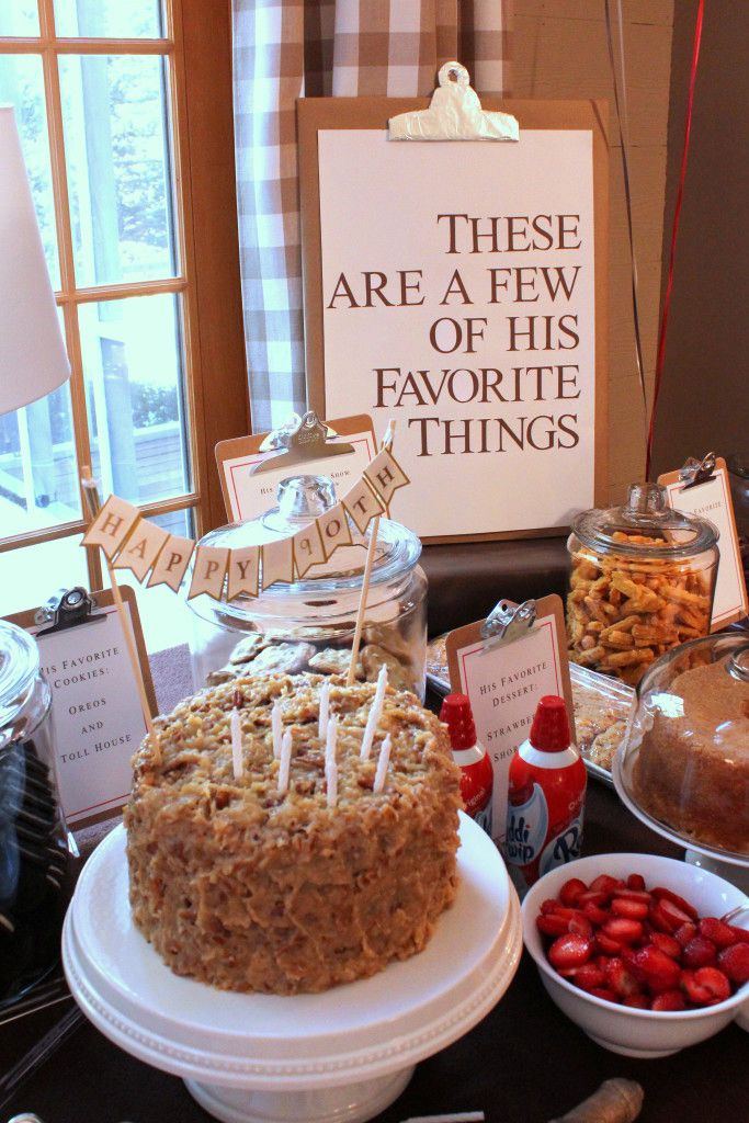 Best 50th Birthday Party Ideas