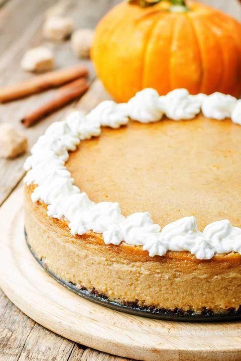 Good Housekeeping Recipe For Pumpkin Cheese Cake