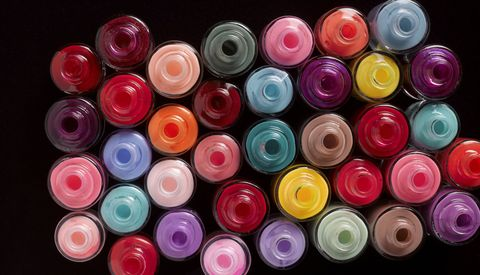 Pink, Colorfulness, Button, Magenta, Circle, Material property, Plastic,