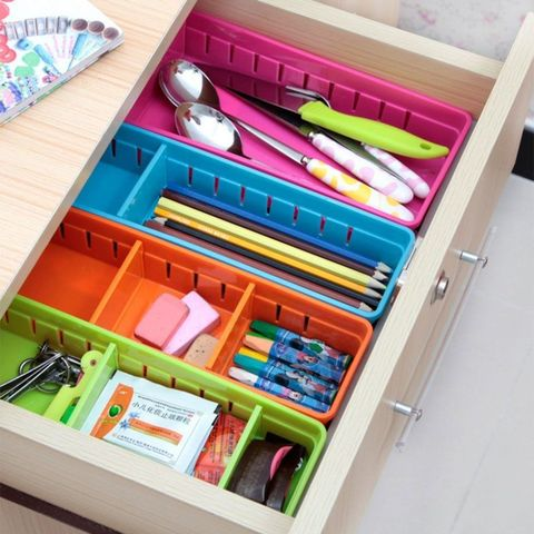 Drawer, Shelf, Furniture, Room, Stationery, Pencil case, Writing implement, Table, Desk, Art,