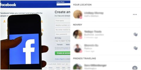 Facebook is Sharing Your Location to All Your Friends