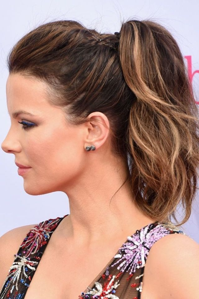 thin hair ponytail styles 34 best hairstyles for thin hair haircuts for with 6790