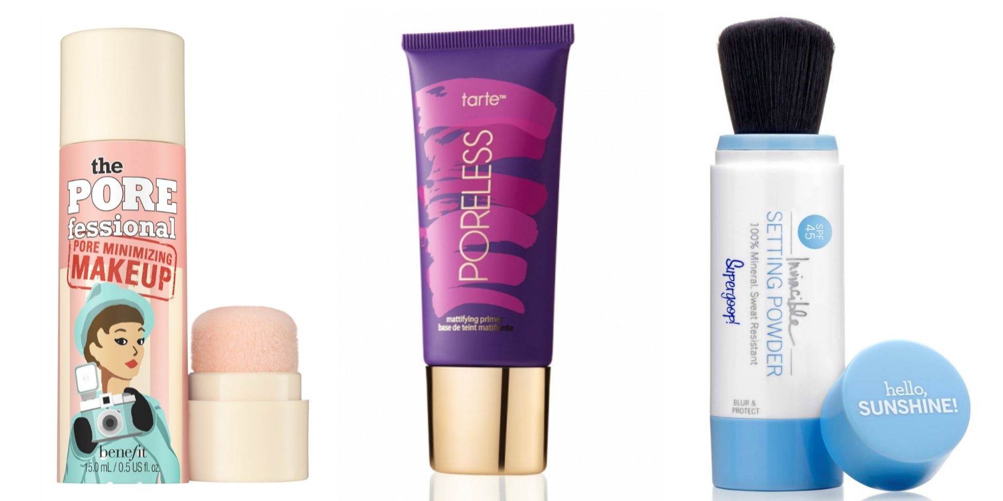 Best Makeup For Oily Skin 12 Primer Foundations And Powders