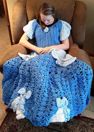 Amigurumi Princess Doll Crochet Free Patterns - Crochet & Knitting | 448x320