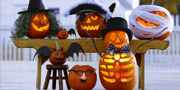 31 Easy Pumpkin Carving Ideas for Halloween 2017 - Cool Pumpkin ...