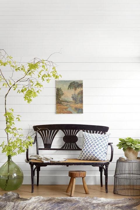 Furniture, Room, Wall, Table, Interior design, Living room, Yellow, Coffee table, Botany, Design,