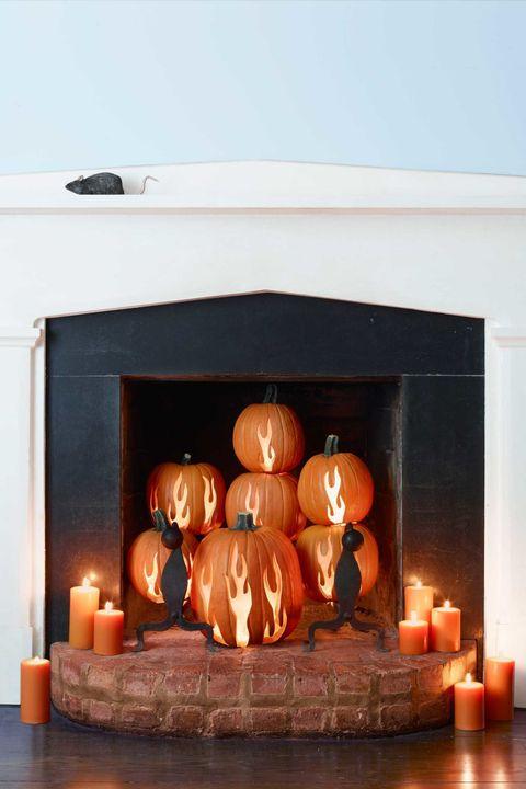 Halloween 2019 Pompoen.25 Easy Pumpkin Carving Ideas For Halloween 2019 Cool