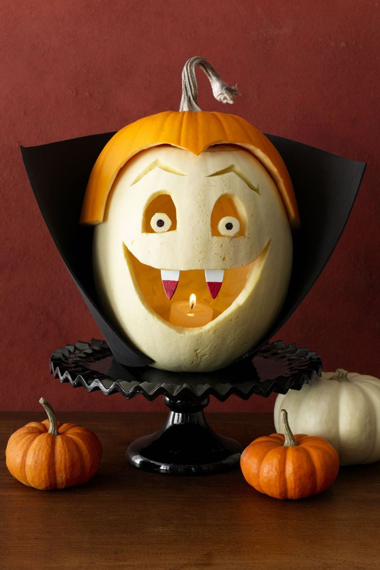 Easy pumpkin carving ideas for halloween cool