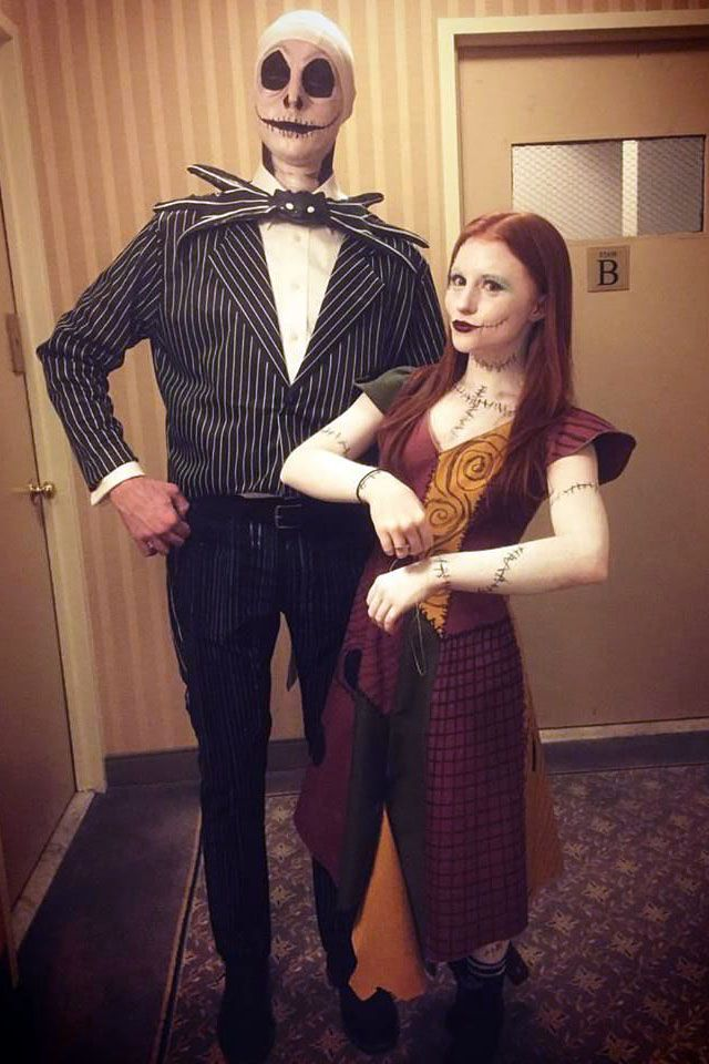 60 Best Halloween Costumes for Couples 2019 , Funny Matching Couples  Costume Ideas