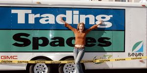Trading Spaces on TLC with Paige Davis