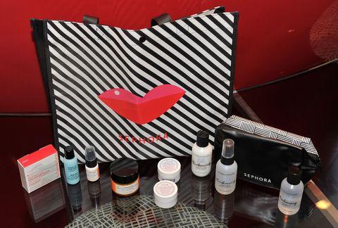 Sephora Beauty Insider samples