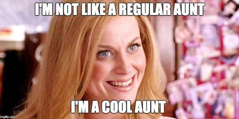20 Things You'll Only Understand If You're the Cool Aunt - Cool Aunt