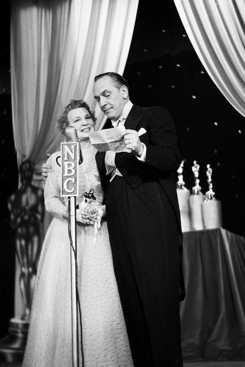 nuit d'Oscar années 50