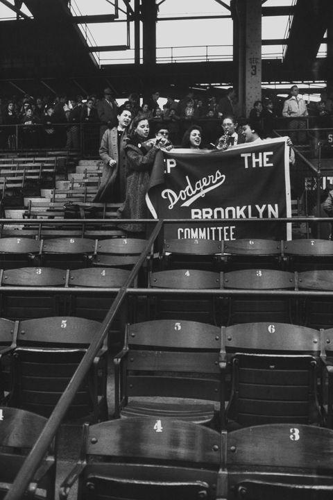 ghk 1950s 1957 brooklyn | Les années 50 : Retour sur 54 évènements marquants