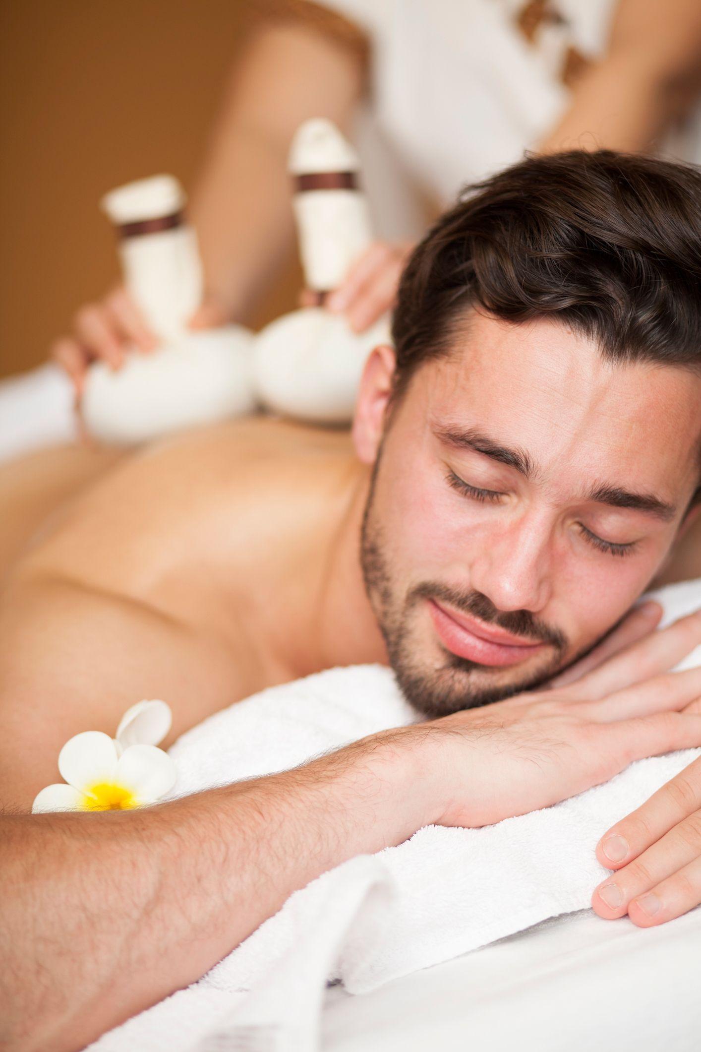 black men gay massage affære med gift but