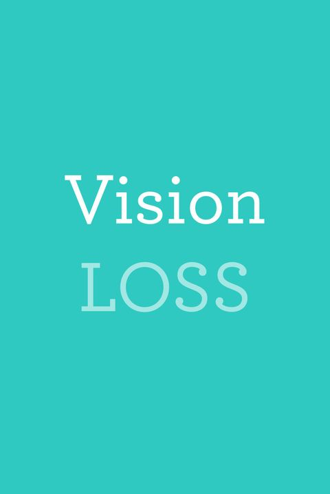 "<p>Changes in vision are normal, especially <a href=""https://www.aoa.org/patients-and-public/good-vision-throughout-life/adult-vision-19-to-40-years-of-age/adult-vision-41-to-60-years-of-age?sso=y"" target=""_blank"" data-tracking-id=""recirc-text-link"">around the age of 40</a>, but problems with sight are also linked to diabetes. ""Retina damage is the main cause of vision loss in diabetes,"" says <a href=""http://www.boxerwachler.com/"" data-tracking-id=""recirc-text-link"" target=""_blank"">Dr. Brian S. Boxer Wachler, M.D.</a>, an ophthalmologist and eye surgeon in Beverly Hills, California. ""High blood sugar levels can weaken blood vessels in the retina, reducing oxygen flow in the back of the eye."" An annual eye exam can catch the condition in its earliest stages. </p><p><a href=""https://www.amazon.com/Perceptual-Intelligence-Revealing-Thoughts-Behaviors/dp/160868475X""></a></p>"