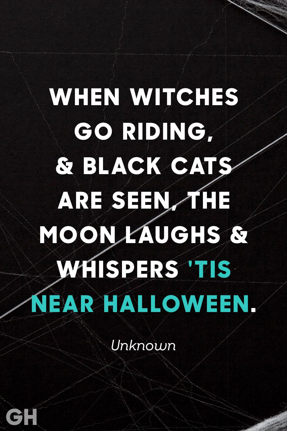Halloween Witch Quote