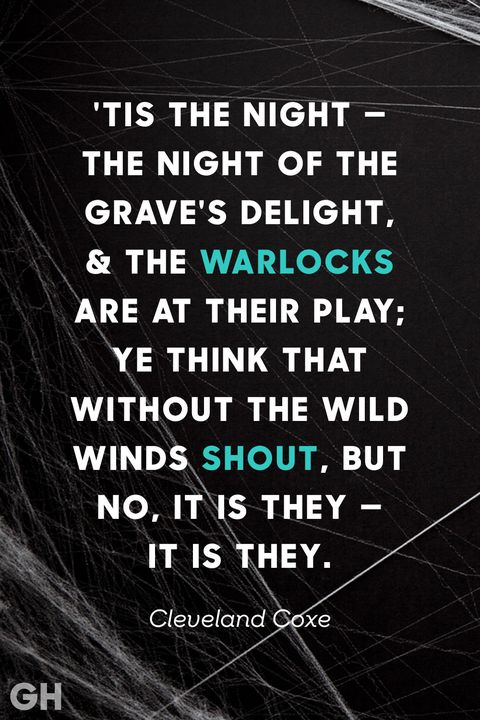 60 Spooky Halloween Quotes Best Halloween Sayings Amazing Quotes Night