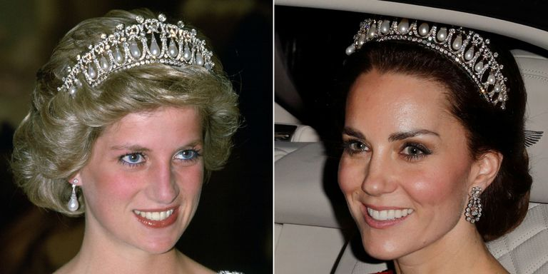 10 Ways Kate Middleton Is Like Princess Diana Duchess Of