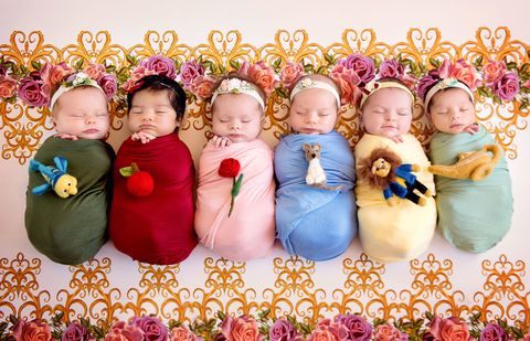 84c9e2ceb8ef7 Itty-Bitty Disney Princesses Are Brought to Life in Enchanting Photo ...