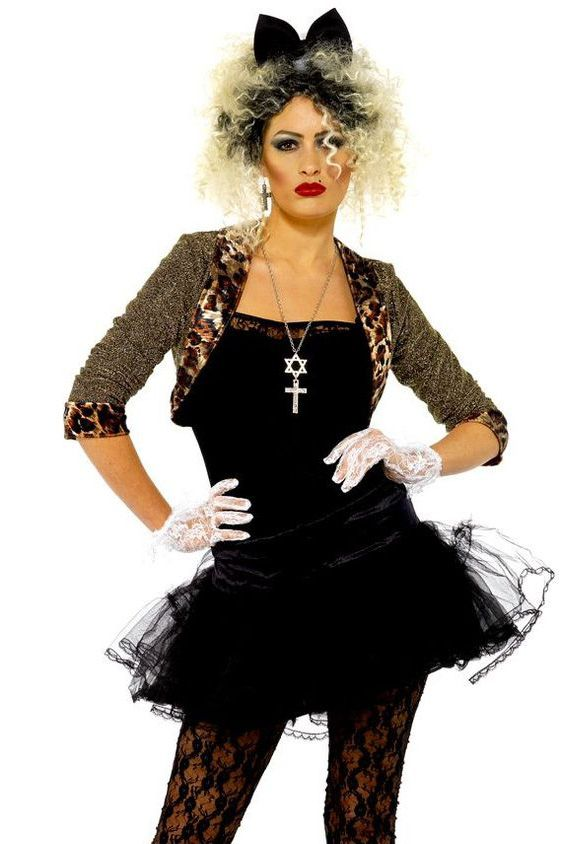 Marvelous 80S Fashion Outfits Costumes Halloween