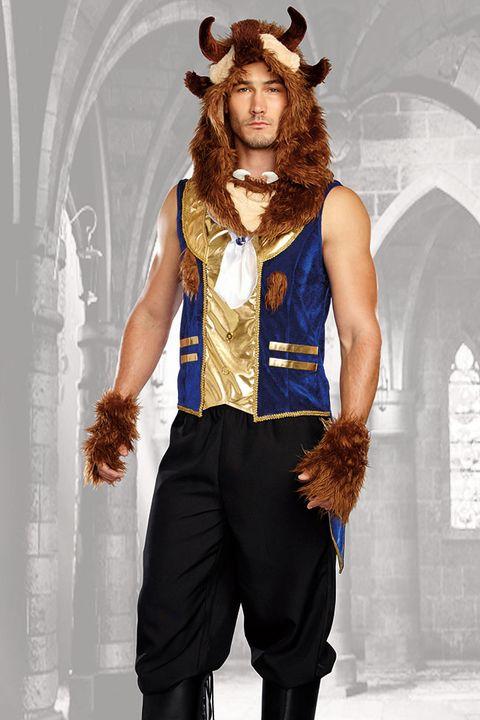 Sexy Beast Halloween Costumes