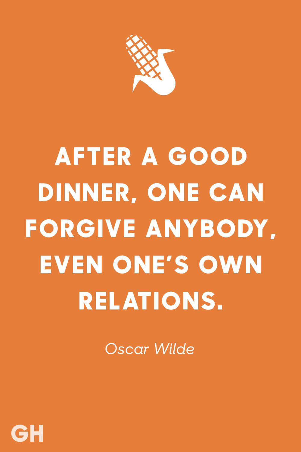 oscar wilde thanksgiving quote
